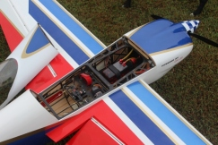Workings of a remote controlled aircraft