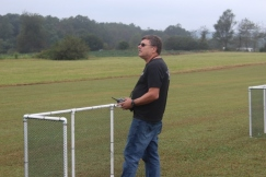 Remote controlled aircraft pilot
