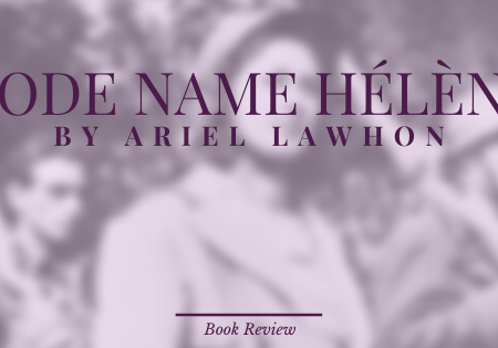 Code Name Hélène Blog Banner