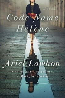Code Name Helene Book Cover