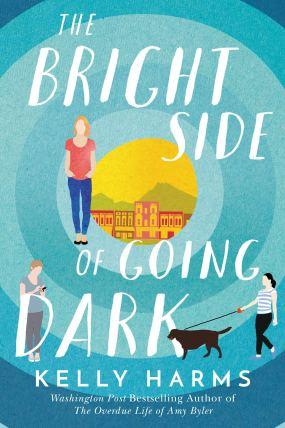 The Bright Side of Going Dark Book Cover