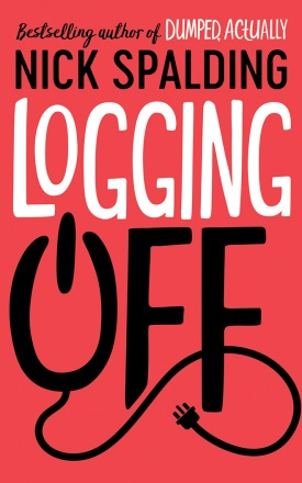 Logging Off Book Cover
