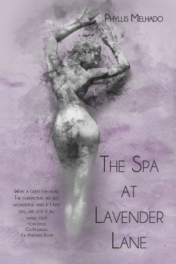 The+Spa+at+Lavender+Lane+Book Cover