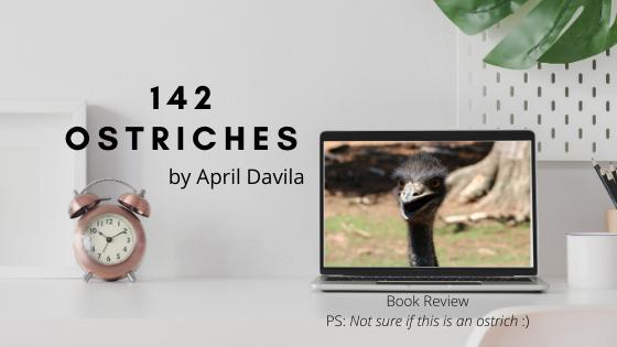 142 Ostriches Blog Banner
