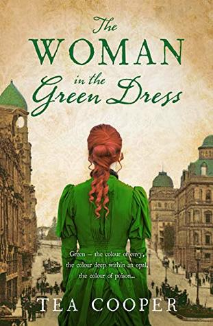 The Woman in the Green Dress Book Cover