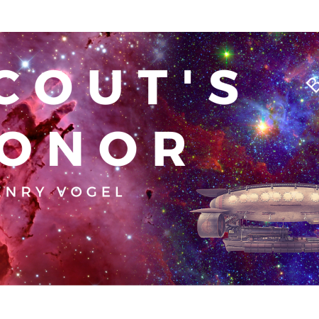 scout's honor book review blog banner