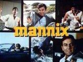 Mannix Opening TV Graphic